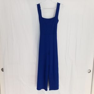 Rolla Coster Blue Jumpsuit with tie belt